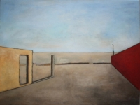 P3-A-Red-Wall-2013-Monica-Luza